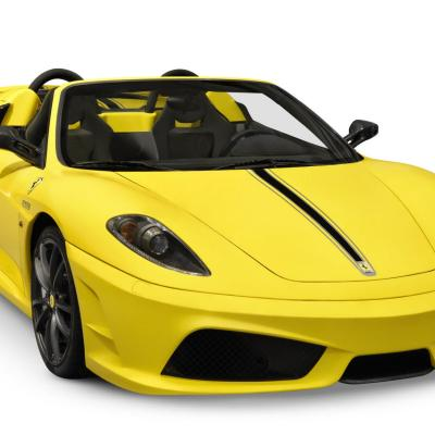 Yellow Car Background 1